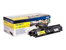 Brother TN321 - jaune - cartouche laser d'origine