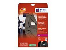 Avery - 200 badges adhésifs - pour étiquettes laser - 80 x 50 mm