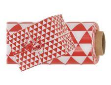 Logistipack - Papier cadeau - 70 cm x 40 m - 70 g/m² - motif isocèle