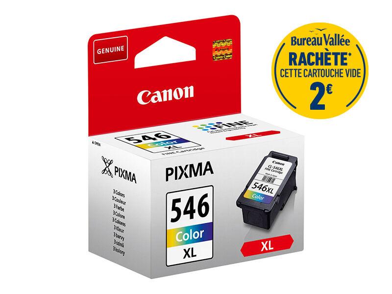Canon CL-546XL - cyan, magenta, jaune - cartouche d'encre originale