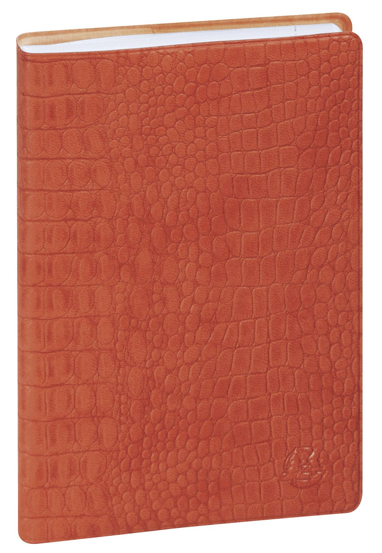 Baby-Croco - Agenda 1 jour par page - 10 x 15 cm - disponible dans différentes couleurs - Exacompta