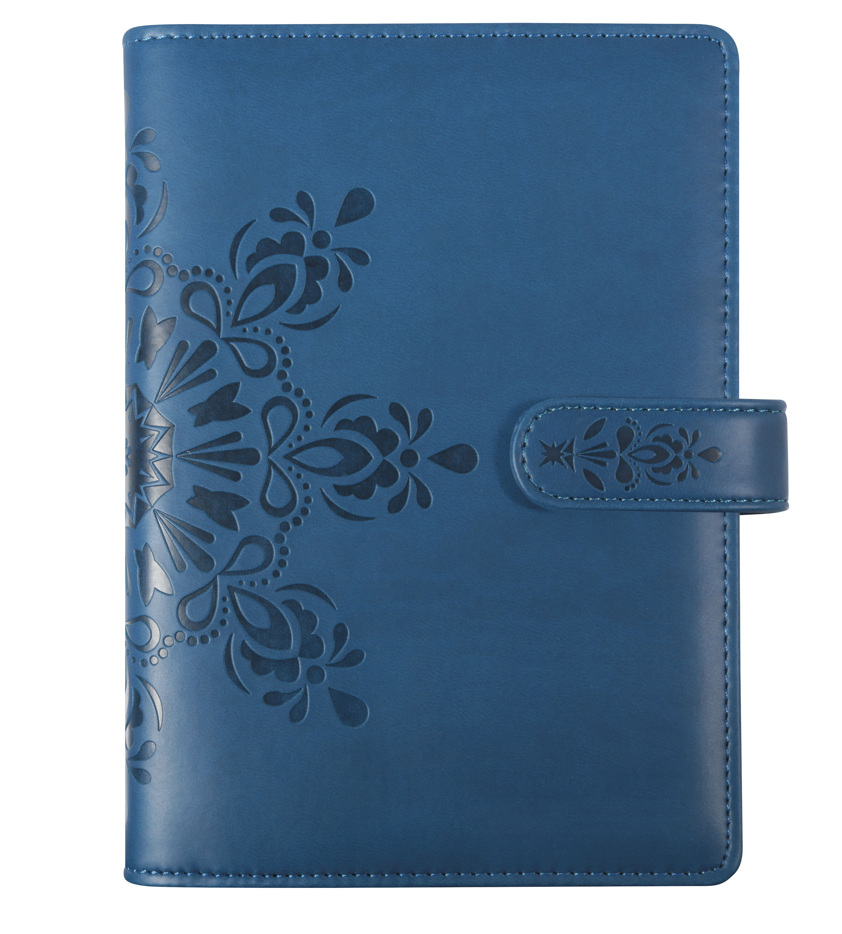 Cordoba - Organiseur 16 mois - 14 x 19 cm - bleu ciel - Exacompta