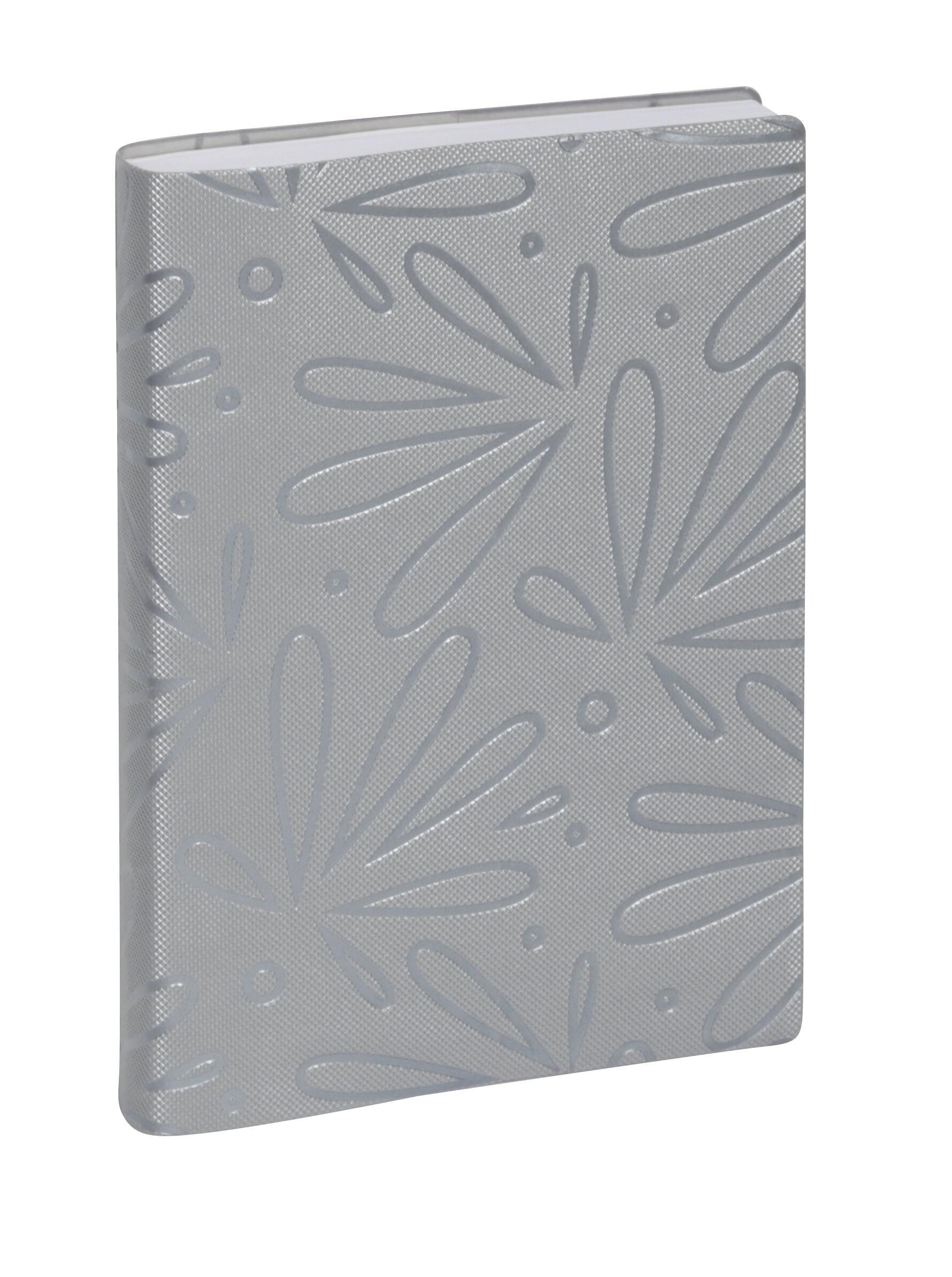 Agenda Floralie - 1 jour par page - 12 x 17 cm - disponible dans différentes couleurs - Exacompta