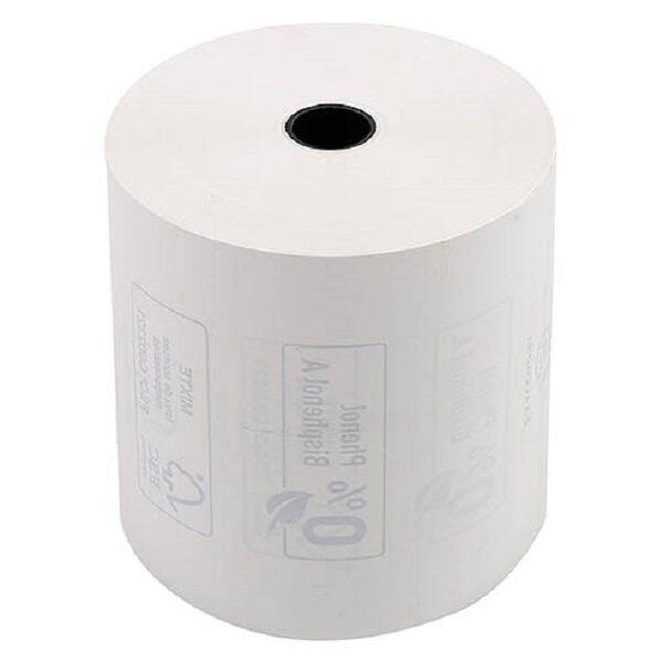 Exacompta - 10 Bobines caisses - papier offset 76 x 70 x 12 mm - 42 m