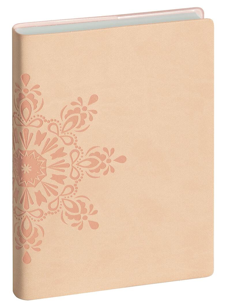 Cordoba - Agenda 1 jour par page - 12 x 17 cm - disponible dans différentes couleurs - Exacompta
