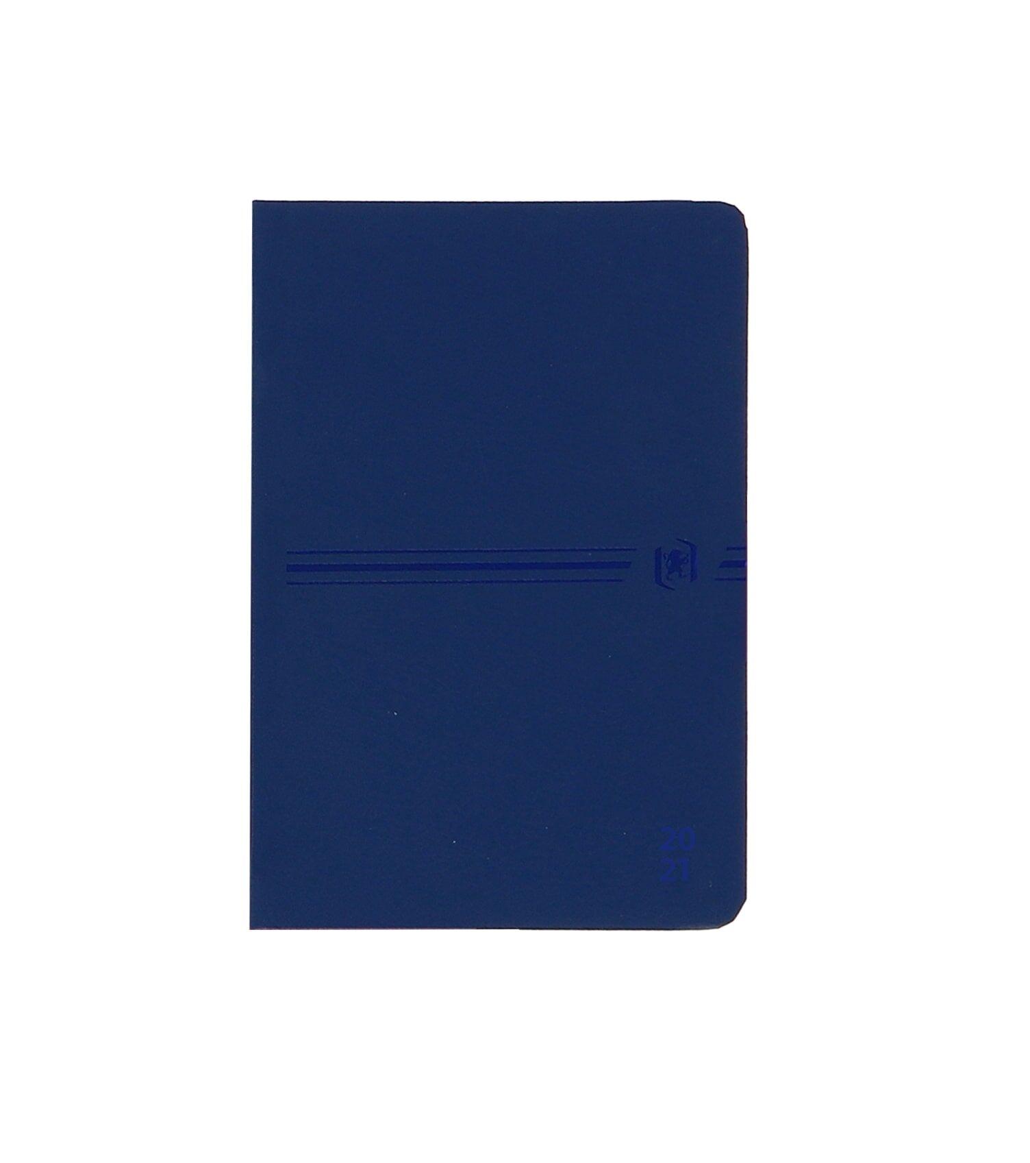 Agenda Oxford Active  - 1 Jour par page - 12 x 18 cm - différentes couleurs disponibles - Hamelin