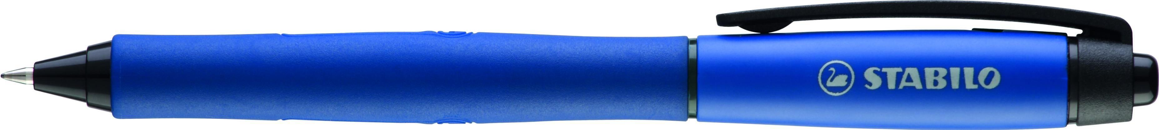 STABILO Palette - Roller - 0,5mm - bleu