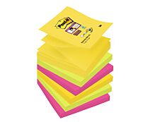 Z-Notes Super Sticky Post-it Rio - 76 x 76 mm - 6 blocs