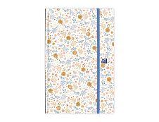 Agenda Oxford Flowers - 1 Semaine sur 2 pages - 16 x 24 cm - différents modèles disponibles - Hamelin