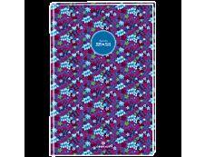 Agenda Chelsea 1 Semaine sur 2 pages 24,5X17cm Oberthur