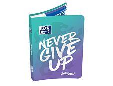 Agenda Oxford Never Give up - 1 Jour par page - 12 x 18 cm - différents modèles disponibles
