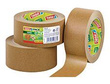 Tesapack - Ruban adhésif d'emballage - papier écologique kraft - 50 mm x 50 m