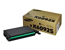 Samsung CLT-K6092S - noir - cartouche laser d'origine