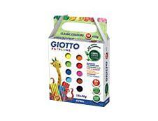 GIOTTO - 10 pains pâte à modeler végétale - 20gr