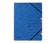 Pagna office Easy - Trieur à fenêtres 7 positions - bleu