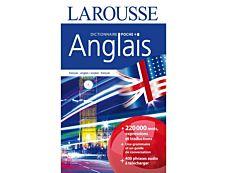 Larousse Dictionnaire de poche Plus Anglais