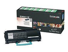 Lexmark E260A11E - noir - cartouche laser d'origine