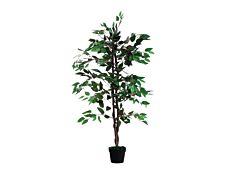 Plante artificielle ficus h 120 cm