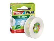 Tesa Eco & Clear - Ruban adhésif - 19 mm x 33 m