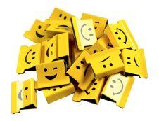 Rapesco Supaclip 40 - 25 Attaches - Emoji