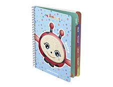 Squishimals Dotty - cahier scolaire