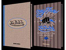 Von Dutch Boy - Agenda 1 jour par page - 12,5 x 17,5 cm - 2 décors assortis - Oberthur