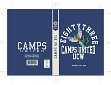 Camps Agenda Eighty 1 Jour par page 12X17cm 352 pages Kid'Abord
