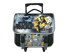 Star Wars Cartable à roulettes 38 cm 2 compartiments Bagtrotter