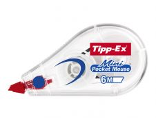 Tipp Ex - correcteur - Mini Pocket Mouse - 5mm x 6m