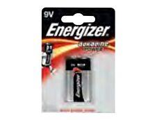 ENERGIZER MN1604 - 1 pile alcaline - 6LR61 9V