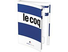 Agenda Le Coq Sportif  - 1 Jour par page - 12 x 17 cm - différents modèles disponibles