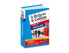 Le Robert & Collins Mini Plus Anglais Nouvelle Edition