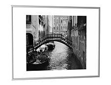 Cadre photo - 60 x 80 cm - noir