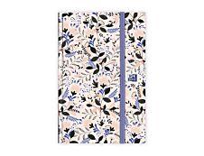Agenda Oxford Flowers - 1 Semaine sur 2 pages - 10 x 15 cm - différents modèles disponibles
