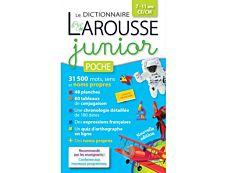 Larousse Dictionnaire de poche Junior