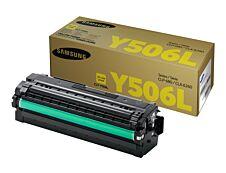 Samsung CLT-Y506L - jaune - cartouche laser d'origine