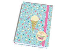 Agenda Holidays - 1 jour par page - 12 x 17 cm - KIP by Kid'abord
