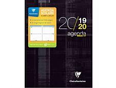 Agenda When 17 1 Jour par page 16X22cm Exacompta