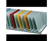 Paperflow - Trieur - 16 pochettes - gris
