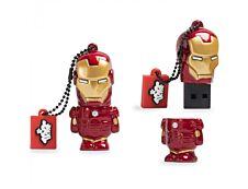 Tribe Marvel Iron-Man - clé USB 16 Go - USB 2.0