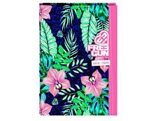 Freegun Agenda Floral Jungle 1 Jour par page 17X12cm Oberthur