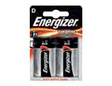 ENERGIZER Power - 2 piles alcalines - D LR20