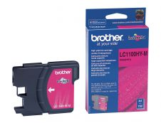 Brother LC1100XL - magenta - cartouche d'encre originale
