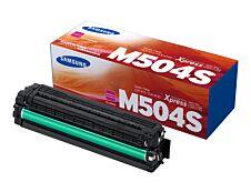 Samsung CLT-M504S - magenta - cartouche laser d'origine