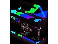 HP 950XL/951XL - remanufacturé OWA K10312OW - pack de 4 - noir, cyan, magenta, jaune - cartouche d'encre