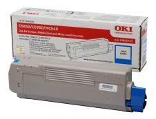 OKI 43865723 - cyan - cartouche laser d'origine