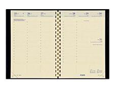 Recharge d'agenda Bretime 1 semaine sur 2 pages Brepols