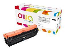 HP 650A - remanufacturé Owa K15574OW - noir - cartouche laser
