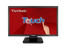 "ViewSonic TD2220 - écran pc 21,5"" LED - Full HD - 1920 x 1080 - VGA DVI"