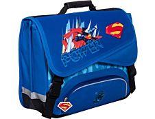 Superman Cartable 41 cm 2 compartiments Kid'Abord